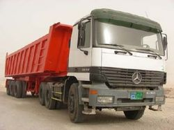 Sand Suppliers in uae from MARINA TRANSPORT EST. & CRUSHER