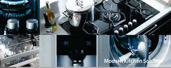 Modern Kitchen Solutions from UNIVERSAL TRADING COMPANY