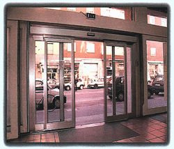 Automatic Glass Sliding Doors from AL DAR DOORS LLC