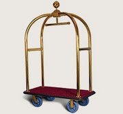 Luggage Cart from MIDDLE EAST HOTEL SUPPLIES