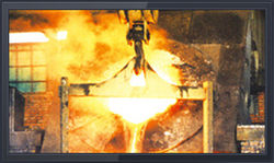 Induction Furnace from TI STEEL PRIVATE LTD.