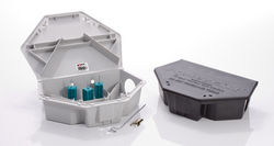 RODENT BAIT STATION from BENCHMARK PEST CONTROL SERVICES &TRADING LLC