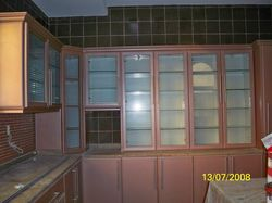 Kitchen Cabinets UAE from COLOURS ALUMINIUM & GLASS LLC