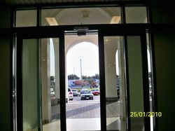 Low Cost Automatic Doors from COLOURS ALUMINIUM & GLASS LLC