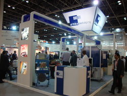EXHIBITION MANAGEMENT & SERVICES from ASIATIC EXPO MEDIA FZ LLC