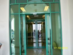 Automatic Doors from COLOURS ALUMINIUM & GLASS LLC