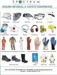 SAFETY EQUIPMENTS from SPECTRUM STAR GENERAL TRADING L.L.C