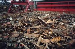 SCRAP,METAL SCRAP,HMS,HMS1&2,ROLLING,BEAMS,PLATES from SPECTRUM STAR GENERAL TRADING L.L.C