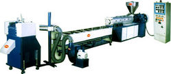 Reprocessing Machine with Palletiser from PIONEER MANUFACTURING CORPORATION