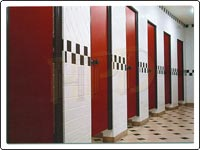 Toilet Cubicles from HERITAGE PALACE DECOR CONT.LLC