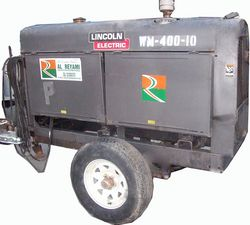 Diesel Welding Machine hire from AL REYAMI CONSTRUCTION EQUIPMENT RENTAL