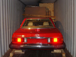 CAR EXPORT  from SAFEWAY INTERNATIONAL MOVING & SHIPPING LLC