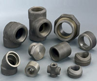 Carbon Steel Forged Fittings from NESTLE STEEL INDIA
