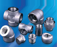 Stainless Steel Forged Fittings from NESTLE STEEL INDIA