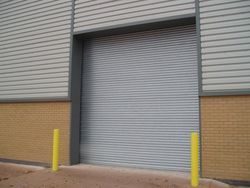 ROLLER SHUTTER DOOR  SUPPLIERS IN UAE from DESERT ROOFING & FLOORING L L C (DOORS DIVISION)