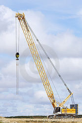 Crawler Crane from AL KAYAN TECHNICAL SERVICES