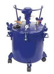 Pressure Pot Supplier in Dubai from SPEED BLAST TRADING LLC