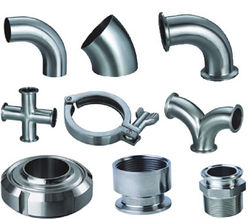 DAIRY FITTINGS  from ROLEX FITTINGS INDIA PVT. LTD.
