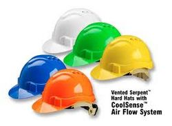Safety Helmets from INFINITY TRADING LLC..