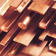 Copper Flat Bars from JANS OVERSEAS