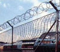 High Security Chainlink, Wire Mesh, Welded Mesh Panel, Razor Barbed Wire Coil Fence Suppliers Fencing Contractors for Airports, Power Plants, Borders, VIP Installations, Jails, Confinement Cells, Ports, Army, Military Installations, Critical Infrastructur from CHAMPIONS ENERGY, FENCE FENCING SUPPLIERS UAE, WWW.CHAMPIONS123.COM