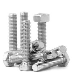 S.S. 316L Bolts from JIGNESH STEEL