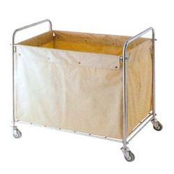 Laundry Trolley supplier in Sharjah from AL MAS CLEANING MAT. TR. L.L.C