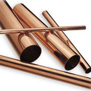 Copper Alloy Tubes  from HITESH STEELS