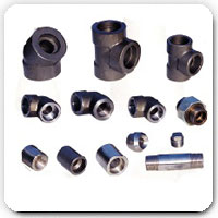 Carbon & Alloy Steel FORGED FITTINGS from UDAY STEEL & ENGG. CO.