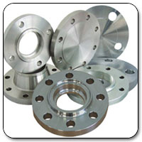 Stainless & Duplex Steel Flanges from NAVSAGAR STEEL & ALLOYS