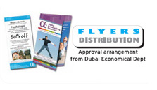 FLYERS DISTRIBUTION IN UAE from LOCAL CLASSIFIEDS