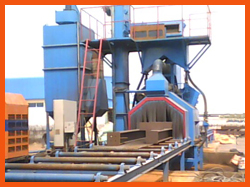 Shot Blasting Machines UAE from ALIYAR LLC