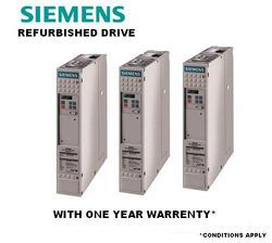 SIEMENS REFURBISHED DRIVES  from ELECTRONIC CONTROL INDUSTRIAL SERVICES LLC