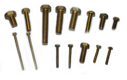 Brass Hex Bolts from MAHAVIR ENTERPRISES