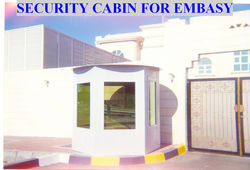Security Cabin from AL KAYAN TECHNICAL SERVICES
