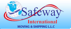 Customs clearing from SAFEWAY INTERNATIONAL MOVING & SHIPPING LLC