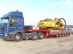 TRANSPORTATION ON HIRE  from WESTERN HEAVY EQUIPMENT RENTAL L. L. C