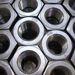 Carbon Steel Nuts from JAYVEER STEEL