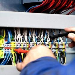Electrical Works in UAE from GRACETECH TECHNICAL SERVICES LLC