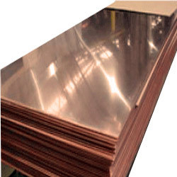 Copper Sheet from JAYVEER STEEL