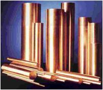COPPER ROUND BAR  from OM EXPORTS