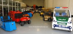 Golf Cars Dubai from FIRST INTERNATIONAL SPECIALIZED VEHICLES TRADING