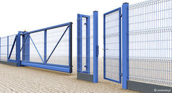 LOUVERS, GATES SUPPLIERS IN UAE from CHAMPIONS ENERGY, FENCE FENCING SUPPLIERS IN UAE