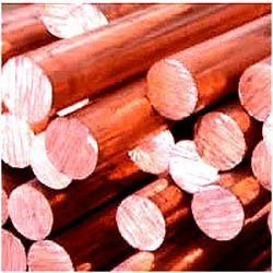 Copper Rods from RAJSHREE OVERSEAS