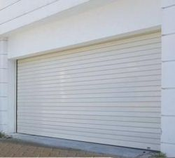 DOUBLE WALL INSULATED ROLLER SHUTTER DOOR from DESERT ROOFING & FLOORING L L C (DOORS DIVISION)