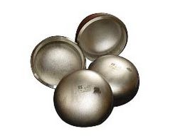 Stainless Steel End Cap from GLOBAL STAINLESS STEEL  (INDIA)