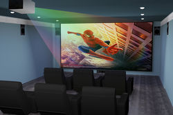Professional Home Cinema from GRAPES