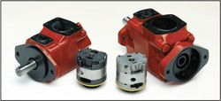 THRU DRIVE HYDRAULIC VANE PUMPS from ACE CENTRO ENTERPRISES