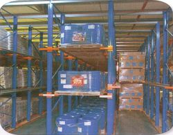 Drive In Racking System from N. R. STEEL STRUCTURE FIXING EST