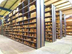 Bolt Free Shelving System from N. R. STEEL STRUCTURE FIXING EST